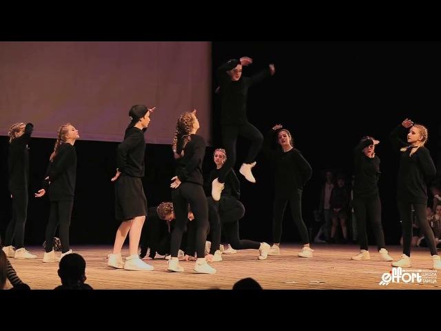 L`one - время | choreo by Max Larjent | Высшая школа уличного танца Effort