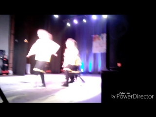 Змагання)Заключний танець Всеукраїнського фестивалю Барви дитинства