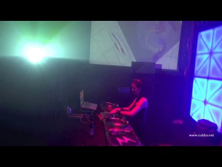 Techno Videoset: Fernanda Martins Special HardGroove Set @ Industrial CoperaDEC/2011