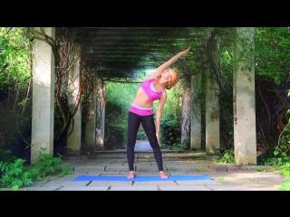 Гибкое тело - Зарядка или разминка - ЗАРЯДКА для суставов и позвоночника