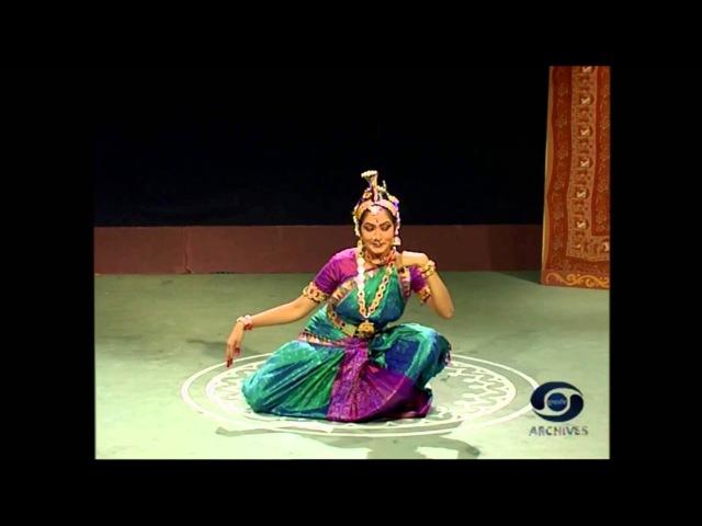 Excerpts from Parijatam( Vilasini Natyam) by Purvadhanashree
