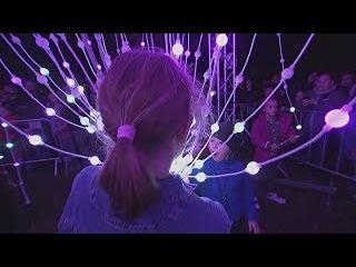 Фестиваль света Signal: Прагу озарили световыми инсталляциями (новости)