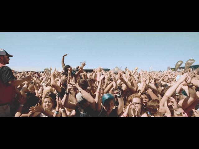 Crown The Empire - Zero (Warped Tour Video)