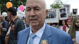 Сейтумер Ниметуллаев и Рустем Ниметуллаев поздравляют с Днём Победы