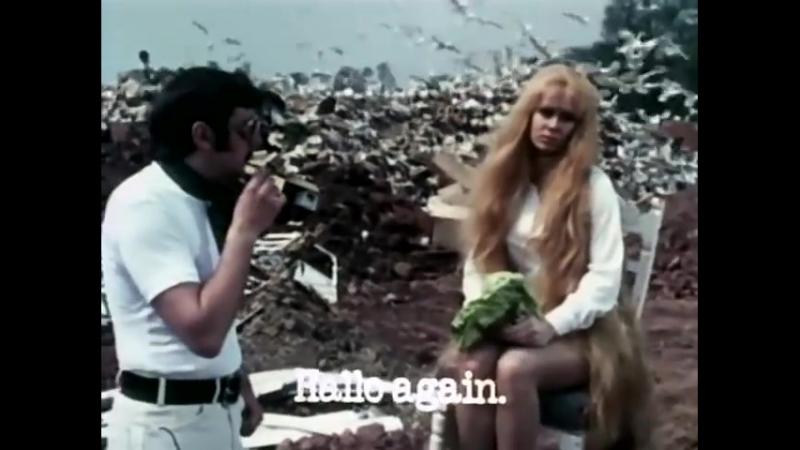 Французская новая волна Летающий Цирк Монти Пайтона 1970