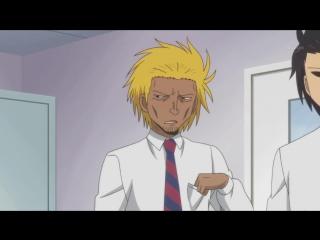 Повседневная жизнь старшеклассников / Danshi Koukousei no Nichijou (1-6 серии)