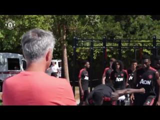 Manchester United Training!  Alexis Sanchez joins squad  USA Tour 2018 Live on MUTV
