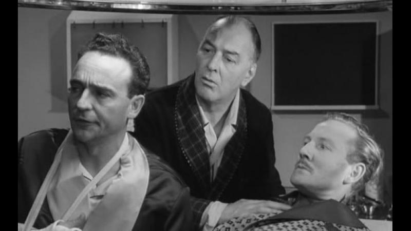 Так держать медсестра Англия 1959 комедия Уилфрид Хайд Уайт советский дубляж