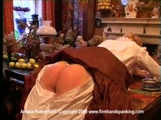 Amelia-Jane Rutherford. Викторианская эпоха
