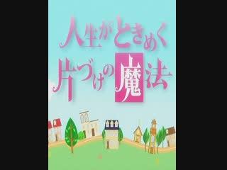 """""""Жизнь — волнующее волшебство уборки"""",  (Япония, 2013)"""