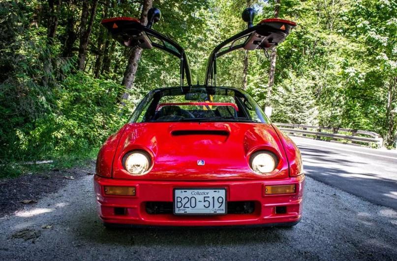 700 килограммов ярости редкого спорткара Autozam AZ-1, который и Suzuki, и Mazda., изображение №17