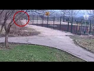 13-летний мальчик умер после падения на него футбольных ворот.