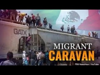 First Wave Of Illegal Migrant Caravan Stopped By US Border Patrol (Full Compilation)