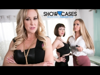 Brandi love, jenna sativa, nicole aniston [pornmir, порно, new porn, hd 1080, big tits, milf 69, lesbian]
