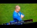 Mano Menezes mandando a torcida do Atlético chupar o pau dele e a ESPN achando que ele imitou o Tite eu to berrando