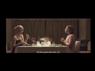 After diner _ lesbian clip