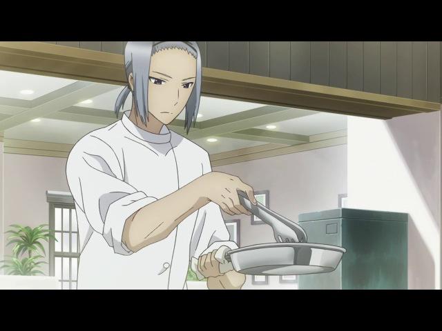 AniDub Piace: Watashi no Italian Вкуснятина по итальянски 12 Серия Lonely Dragon Oni