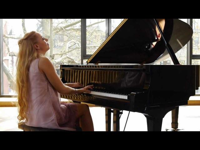 George Shearing Lullaby of birdland Piano Version Marina Lebenson