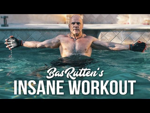 Себастьян Бас Рюттен тренировки в бассейне англ яз ct fcnmzy fc nhtybhjdrb d fcctqyt fyuk zp