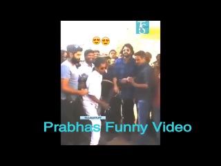 Prabhas Fun On The sets Of Baahubali 2 Shoot ll Prabhas ll Baahubali 2