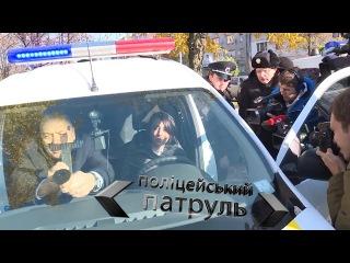 УВАГА Полцейських Кивщини почали оснащувати вдеорестраторами