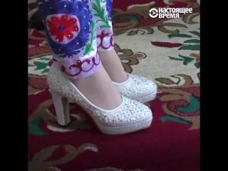 Президент Таджикистана подарил жену.mp4