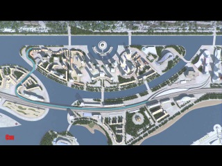 Концепция застройки воронежского водохранилища