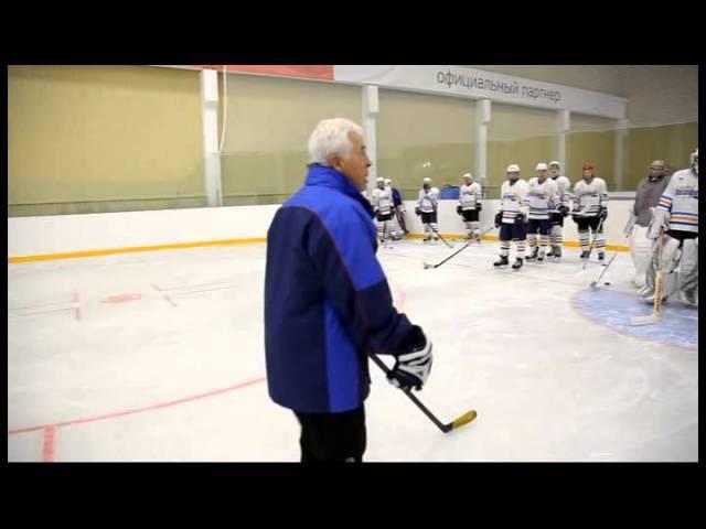 Мастер класс Барри Смита Технико тактическая подготовка на льду развитие быстроты