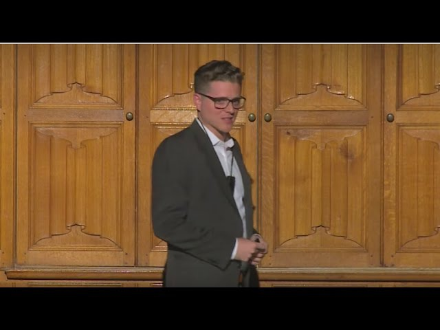 How to declutter your mind keep a journal Ryder Carroll TEDxYale