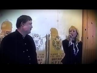 Михаил Круг и Екатерина Шубкина - Я так люблю тебя, когда ты далеко (Тверь, к.т. Звезда, )