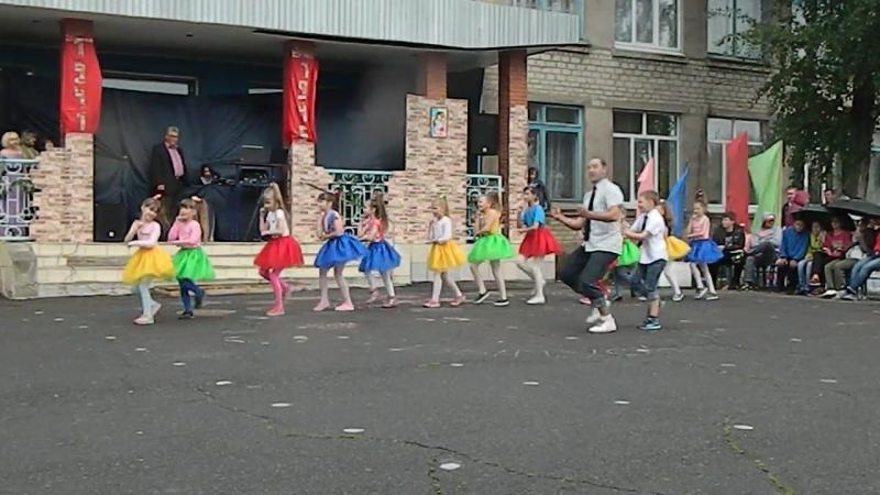 Краплинки, 9.05.17. Танец Буги-вуги
