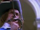Д'Артаньян и три мушкетера - Шпаги наголо [1080p]