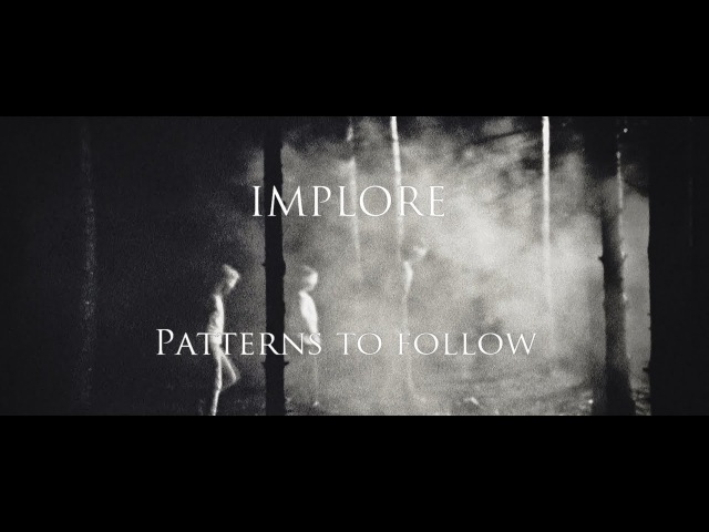 IMPLORE Patterns To Follow OFFICIAL VIDEO Blackened Death Metal Grindcore Crust Germany