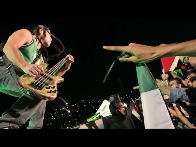 MASTER OF PUPPETZ 🇲🇽 Metallica WorldWired MetInMexico
