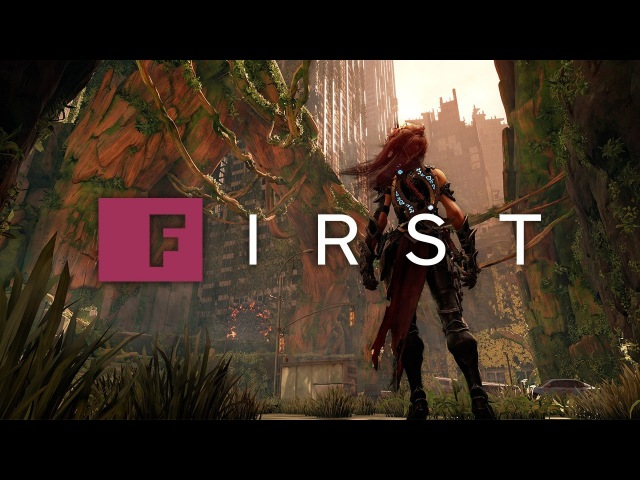 Darksiders 3 официальный трейлре IGN First