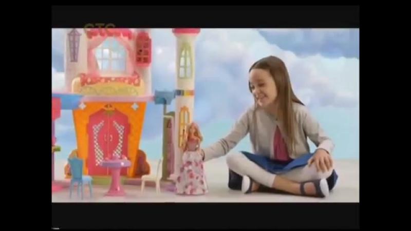 Анонсы и реклама СТС 10 09 2017 Adrenaline Rush Мегафон Фрутоняня Детский мир Kinder Barbie Евросеть Чудо Хэппи Magg