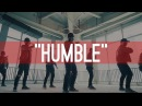 Kendrick Lamar Humble Choreography by The Kinjaz