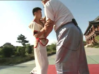 Shuai Jiao Chinese Wrestling by Wang Wenyong (Part 3/4)