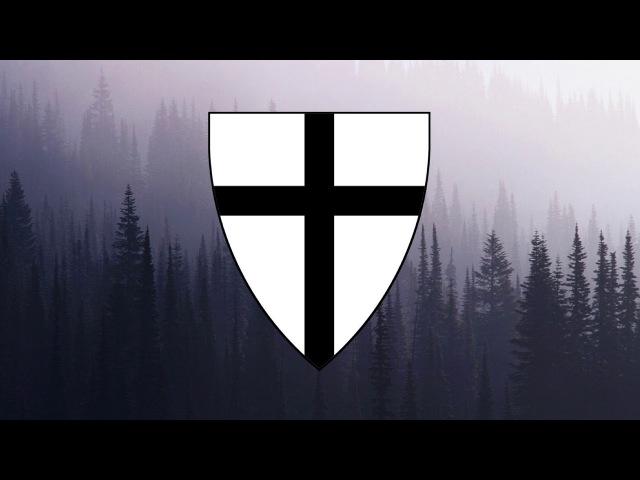 "National Anthem of The Teutonic Order ""Christ Ist Erstanden"""