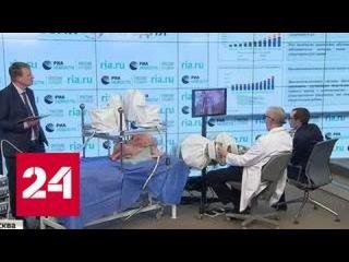 Российский робот-хирург оказался лучше, чем Да Винчи