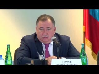 Состоялось постоянно деиствующее совещание при главе МО Город Саратов
