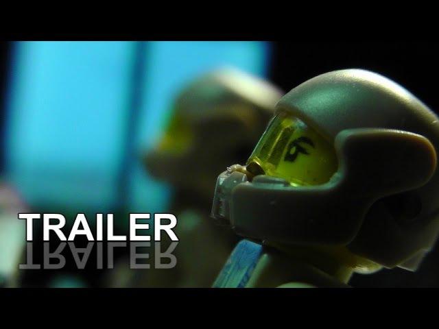 Alien Covenant Lego Trailer