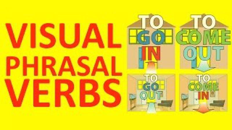 VISUAL PHRASAL VERBS™. Phrasal verb heaven! (Episode 5) 05 04 2013