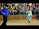 Русский народный танец-кадриль.