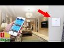Умный Wi-Fi сенсорный выключатель Sonoff Touch