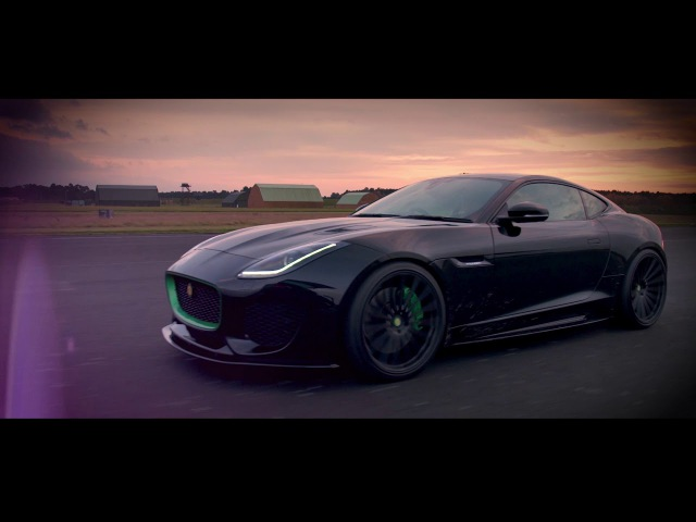 Tiff Needell introduces the new Lister Thunder
