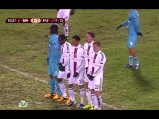Зенит 1-0 Базель /  / FC Zenit vs FC Basel