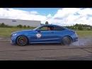 600HP Mercedes-AMG C63 S Coup?! BURNOUT DRAG RACE!