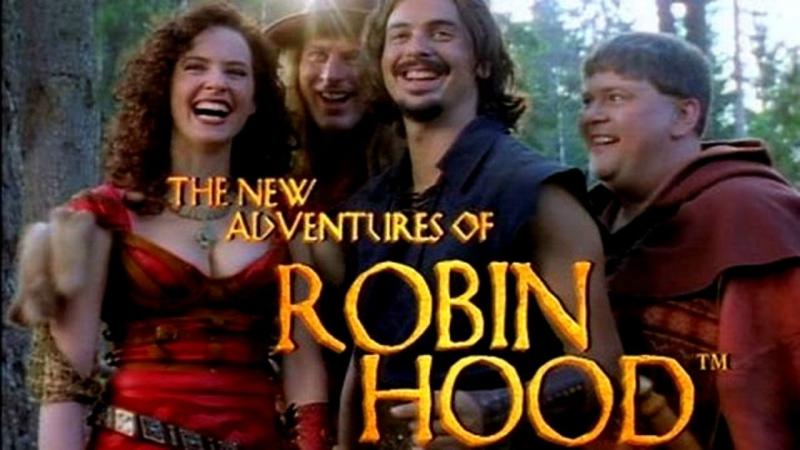 Новые приключения Робин Гуда 1 сезон 06 серия