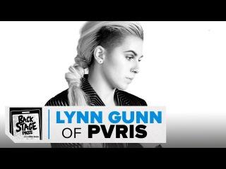 "PVRIS' Lynn Gunn talks cemeteries, exploring the ""mysterious, remote or taboo"""